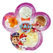 Paw Patrol Apples, Cheese, & Raisin Cookie Snack Tray