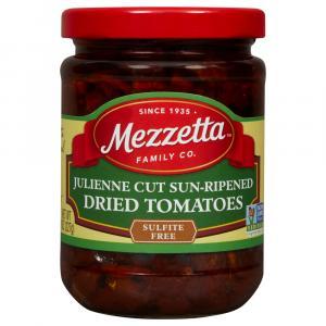 Mezzetta Julienne Cut Sun-Ripened Dried Tomatoes