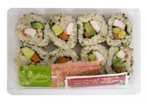Okami Brown Rice Classic California Roll