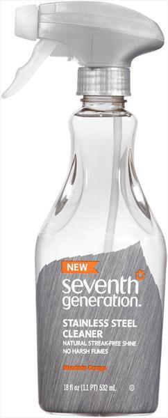 Seventh Generation Stainless Steel Cleaner