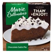 Marie Callender's Chocolate Satin Cream Pie