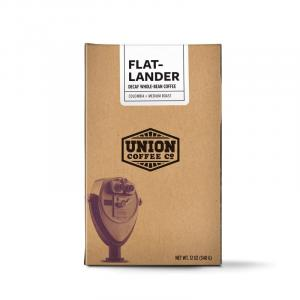 Union Coffee Co. Flatlander Decaf Whole Bean Coffee
