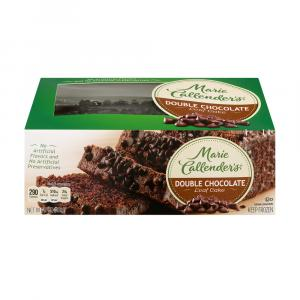 Marie Callender's Double Chocolate Loaf Cake