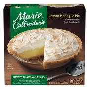 Marie Callender's Lemon Meringue Pie