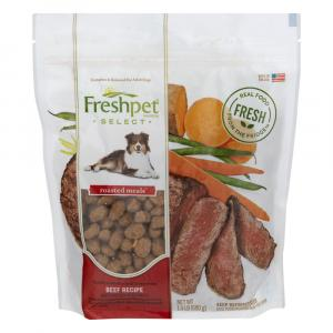 Freshpet Select Beef Recipe Roasted Meals For Dogs