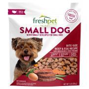 Freshpet Select Small Dog Bite-Size Beef & Egg Recipe