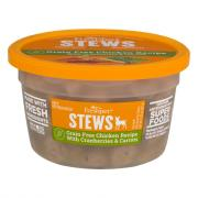 Freshpet Dog's Stew Chicken Dinner