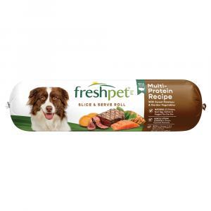 Freshpet Select Multi-Protein Slice & Serve Roll