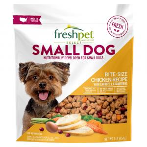 Freshpet Grain Free Small Dog Roasted Meals