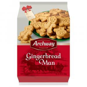 Archway Gingerbread Man