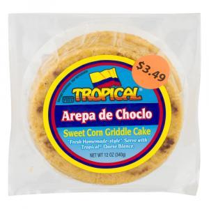 Tropical Arepa de Choclo
