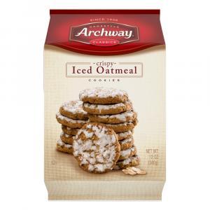 Archway Iced Oatmeal Crispy Bites