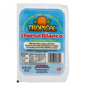 Tropical Queso Blanco Cheese