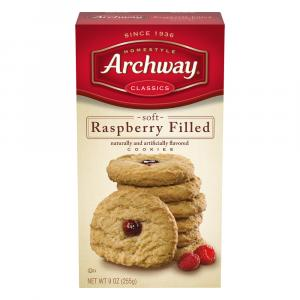 Archway Raspberry Filled Cookies