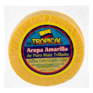 Tropical Arepa Amarilla