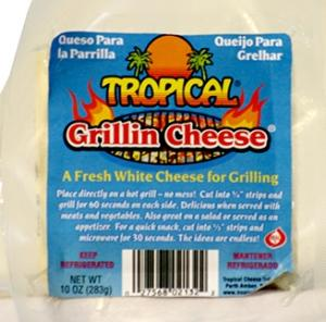 Tropical Grillin Cheese
