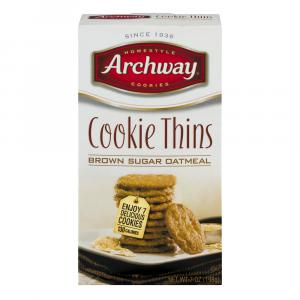Archway Brown Sugar Oatmeal Cookie Chips