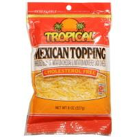 Tropical Mexican Topping