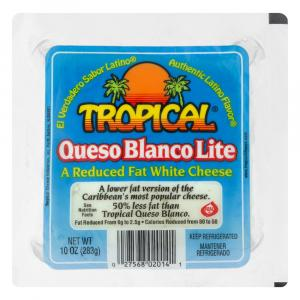 Tropical Cheese Queso Blanco Lite