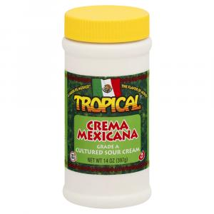 Tropical Crema Mexicana