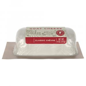 Vermont Butter & Cheese Plain Goat's Milk Cheese Log