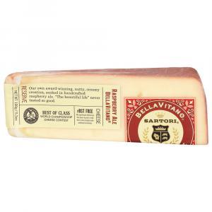 Sartori Raspberry BellaVitano Cheese
