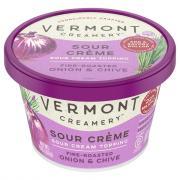 Vermont Creamery Sour Cream Onion & Chive