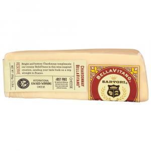 Sartori Chardonnay BellaVitano Cheese