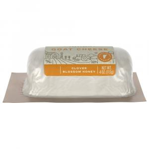 Vermont Creamery Goat Cheese Log With Honey Chevre