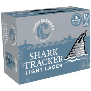 Cisco Shark Tracker Light Lager