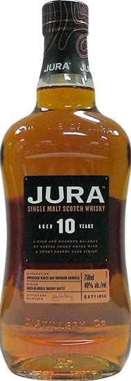 Isle of Jura Scotch Whisky