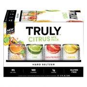 Truly Citrus Mixed Pack Spiked Sparkling Variety Pack