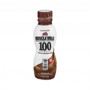 Muscle Milk 100 Calories Low Fat Protein Shake Chocolate