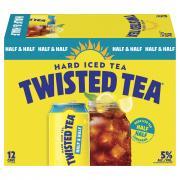 Twisted Tea Half & Half