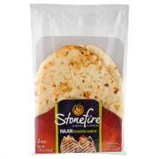 Stonefire Indian Naan Garlic Bread