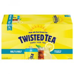 Twisted Tea Half