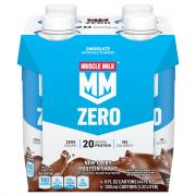 Muscle Milk Chocolate Protein Shake