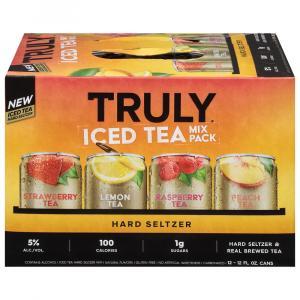 Truly Hard Seltzer Iced Tea Mix Pack