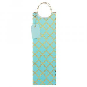 Wine Bag Luxe Pattern