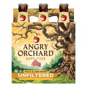 Angry Orchard Unfiltered Crisp Apple Hard Cider
