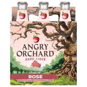 Angry Orchard Hard Cider Rose