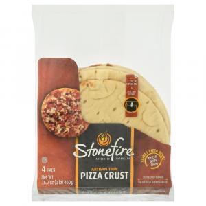 Stonefire Thin Pizza Crust