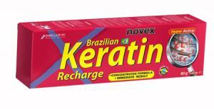 Novex Brazilian Keratin Recharge Tube