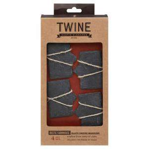 Slate Cheese Markers