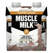 Muscle Milk Ready to Drink Mocha Latte Protein Shake