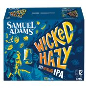 Samuel Adams Wicked Hazy