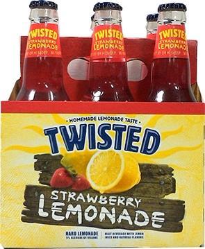 Twisted Strawberry Lemonade