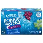 Capri Sun Roarin' Waters Grape Water Drink