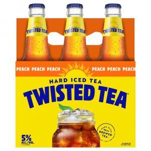 Twisted Tea Peach