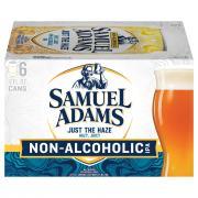 Samuel Adams Just The Haze Non Alcoholic IPA